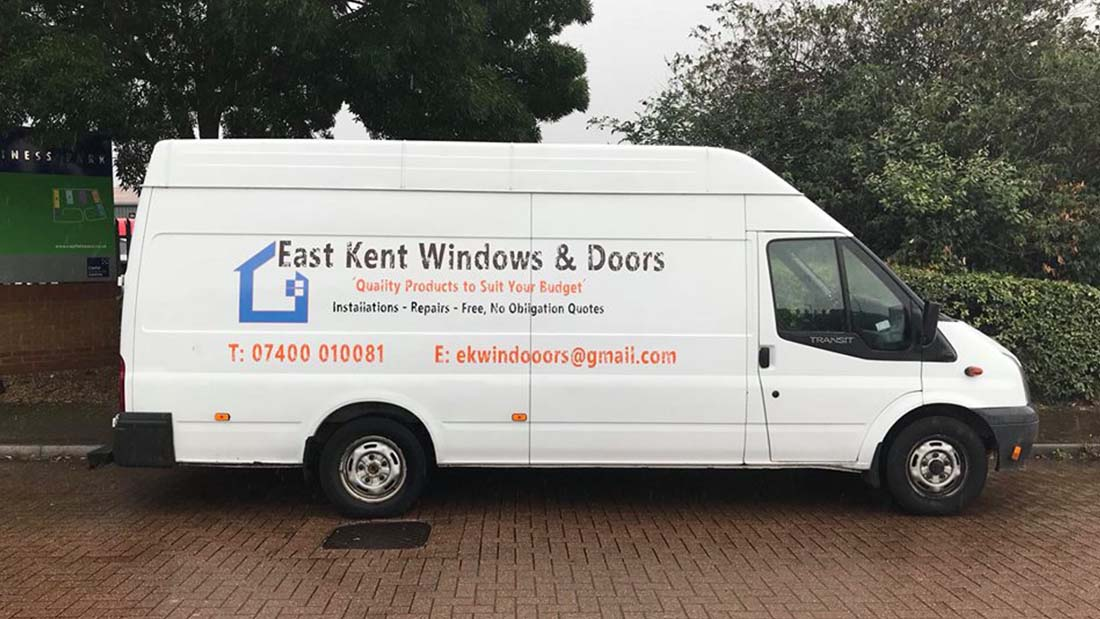 Commercial Vehicle Wraps